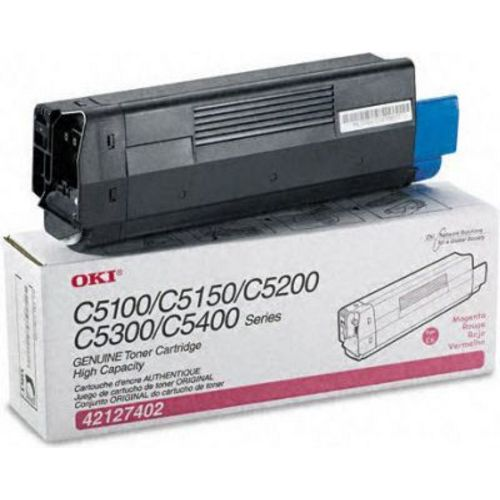 Genuine drum cartridge 42126602 Oki ® c5100 c5300 c5150n c5200 c5100n c5400
